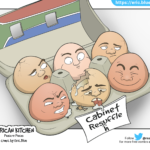 The Great Cabinet Reshuffle
