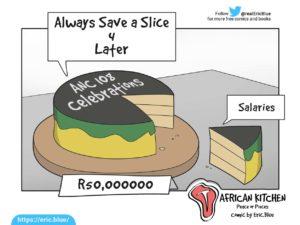 African Kitchen - Always Save A Slice