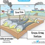 EricBlue African Kitchen - Fish Fresh From Durban